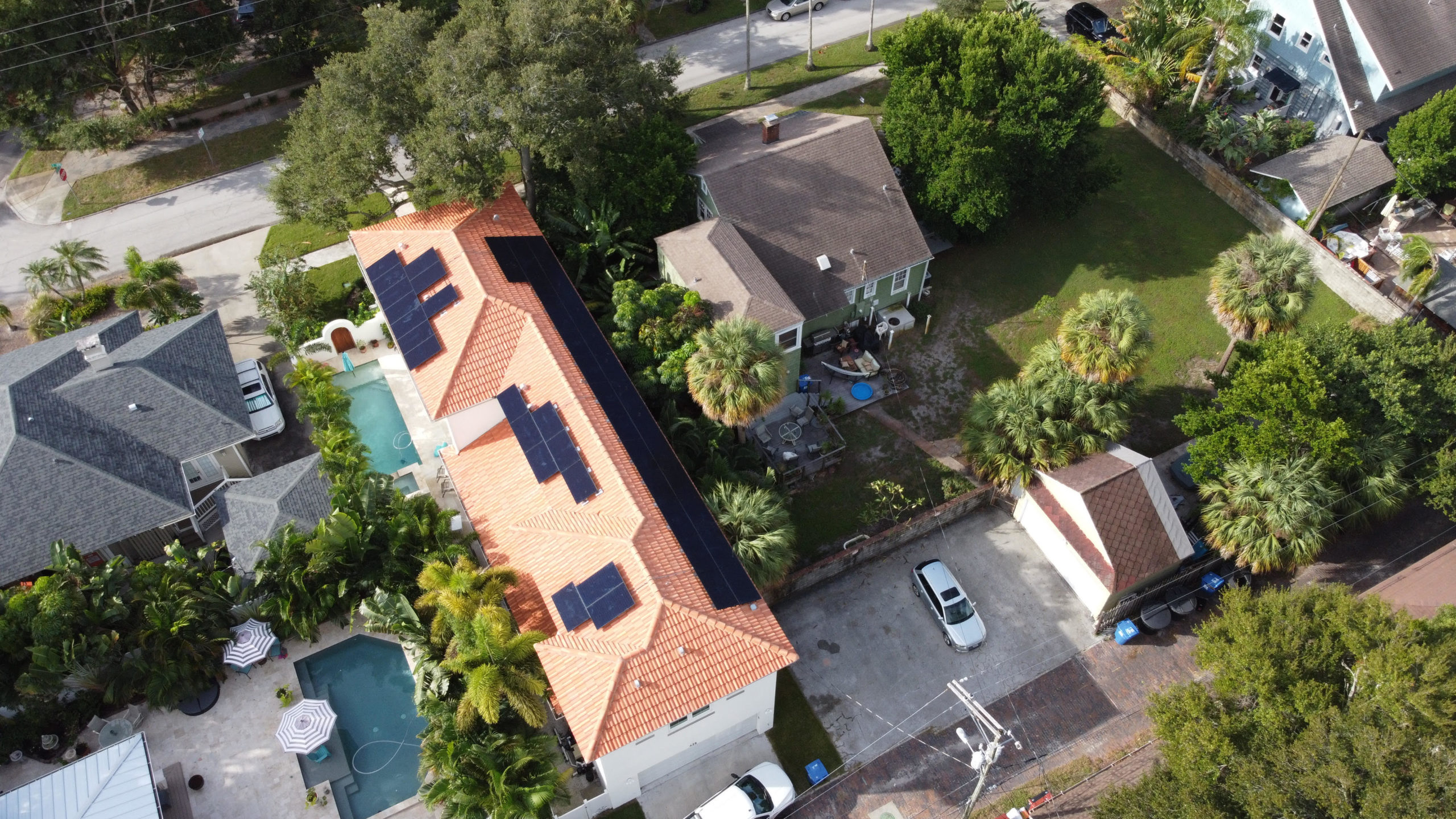 home in st pete with solar